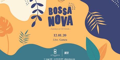 "LIVE BOSSA NOVA MUSIC ""GANZA""   OD Barcelona Hotel. Entrada libre entradas"