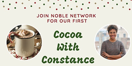 Cocoa with Constance tickets