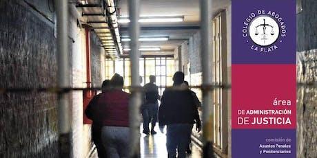 Hacinamiento en lugares de detención. Crisis humanitaria. Problemas, soluciones y responsabilidades. entradas