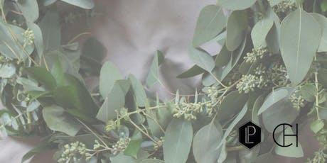 DIY Eucalyptus - Magnolia Wreathe Workshop With Crafthaus tickets