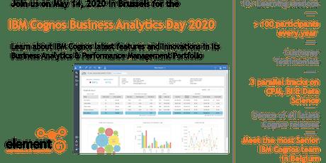 IBM Cognos Business Analytics Day 2020 tickets