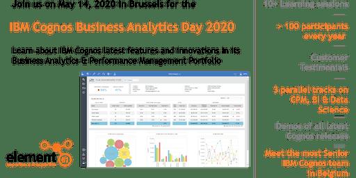 IBM Cognos Business Analytics Day 2020
