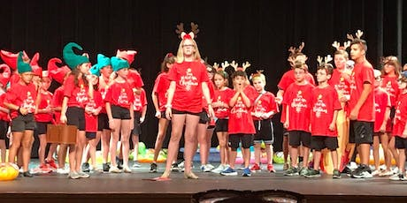 Twas the Night Before Christmas: Holiday MiniTheatre Camp tickets