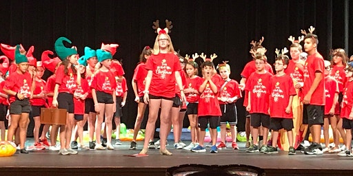 Twas the Night Before Christmas: Holiday MiniTheatre Camp