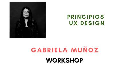 Principios UX Design - PosaDev 2019