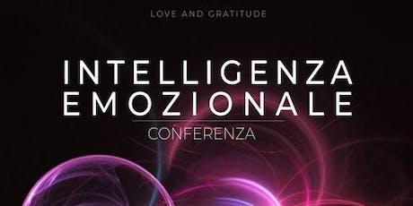 Intelligenza Emozionale | Conferenza con Barbara Goia e Giovanni Vota biglietti