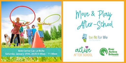 Move & Play After-School Workshop - Lac La Biche