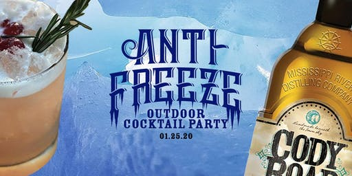 Anti-Freeze Outdoor Cocktail Party