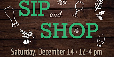 Artisan Alley of Windsor  - Dec 14th Sip n Shop Holiday Block Party tickets