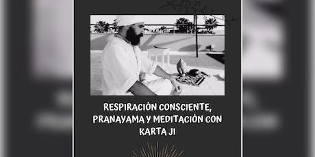 Respiración consciente, Pranayama y Meditación entradas