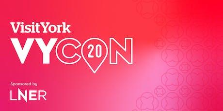 VYCON 2020 tickets