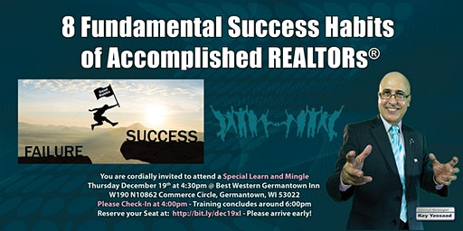 8 Fundamental Success Habits of Accomplished REALTORS®