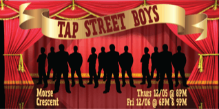Tap Street Boys by Taps at Yale