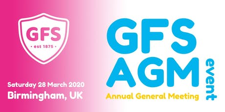 GFS AGM EVENT tickets