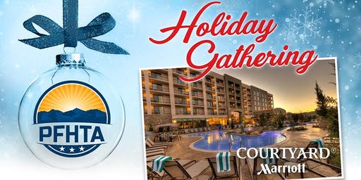 PFHTA Holiday Gathering! December Membership Luncheon