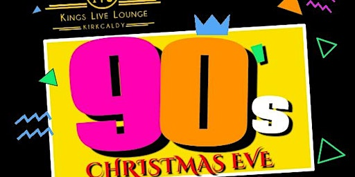 90's Christmas Eve at the Kings