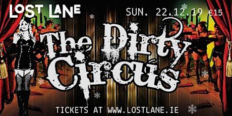 Dirty Circus Christmas Sauce  tickets