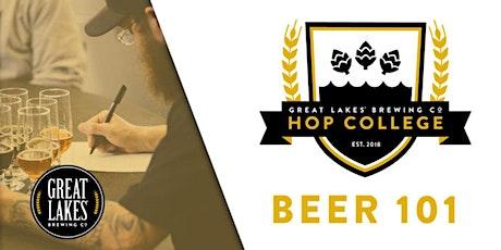 Hop College: Beer 101 tickets