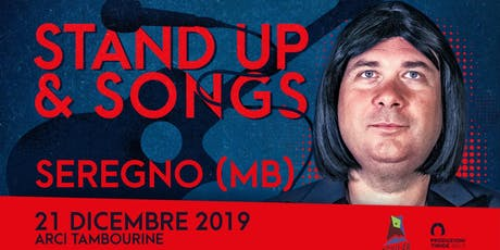 Ruggero de I Timidi - Seregno (MB) - Tambourine biglietti