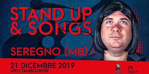 Ruggero de I Timidi - Seregno (MB) - Tambourine