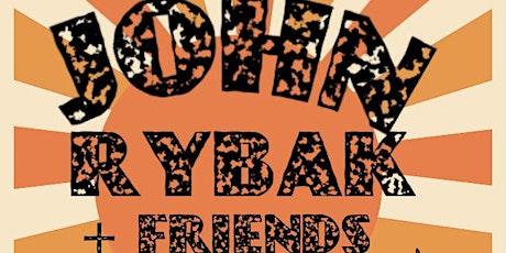 John Rybak + Friends at Amado's tickets