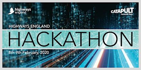 Highways England Hackathon I Milton Keynes tickets