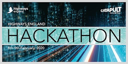 Highways England Hackathon I Milton Keynes