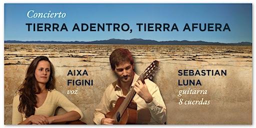 Concierto Aixa Figini y Sebastian Luna