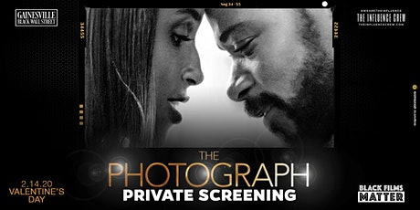 Black Films Matter: The Photograph Private Screening + Valentines Day Party tickets