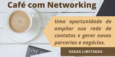 Café com Networking ingressos