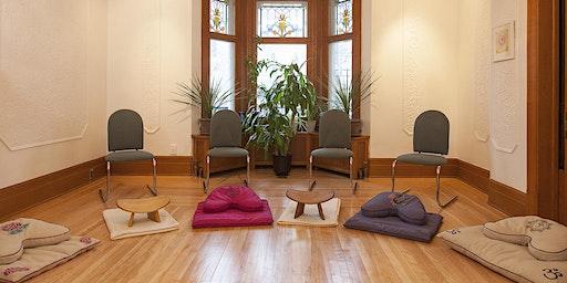 Atelier d'introduction à la méditation et à la pleine conscience  (2 x 2h)