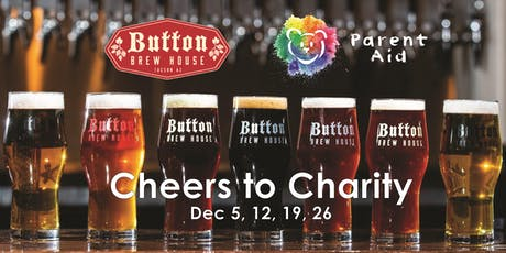 Cheers to Charity at Button Brew House tickets