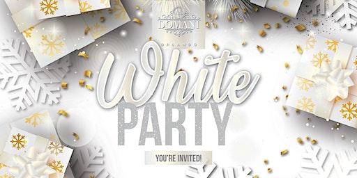 Villa Domani White Party Event