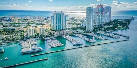 Freedom Boat Club of SE Florida - Club Tour at Miami Beach tickets