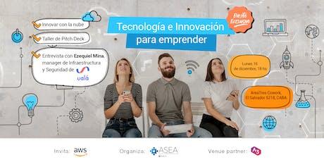 Tecnología e innovación para emprender entradas