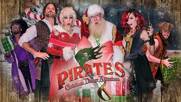 """Pirates Take Christmas"""