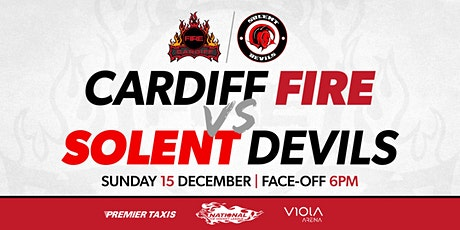 Cardiff Fire vs Solent Devils tickets