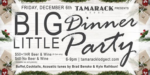 Big Little Holiday Dinner Party