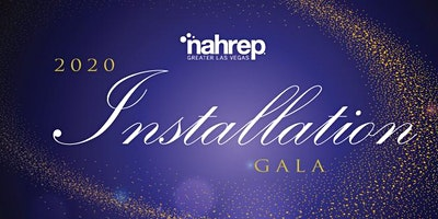 NAHREP Greater Las Vegas 2020 Installation Gala