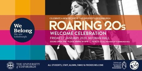 Roaring 20s Welcome Celebration tickets