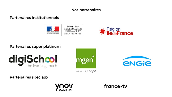 Image pour Startup For Teens Inspire - Nanterre 21 mars