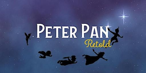 Peter Pan Retold
