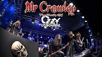 Ozzy Tribute Mr. Crowley