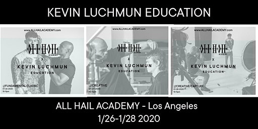 KEVIN LUCHMUN Education   X   All Hail Academy