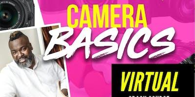 Camera Basics Online Live Crash Course