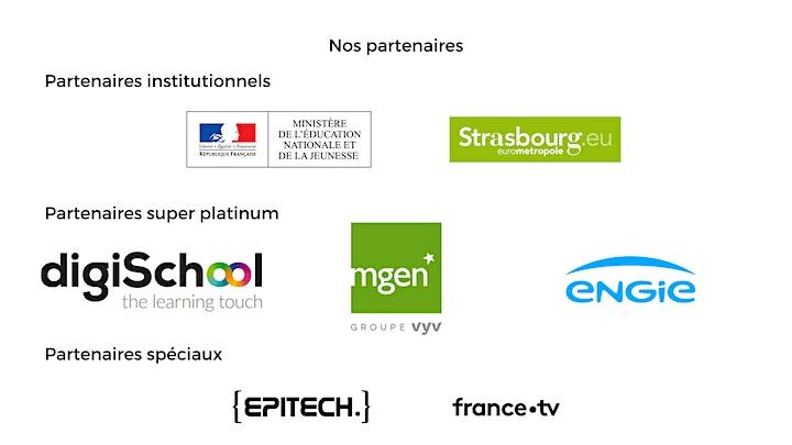 Image pour Startup For Teens Inspire - Strasbourg 1er Février