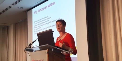 Understanding Menopause for Wellbeing Professionals