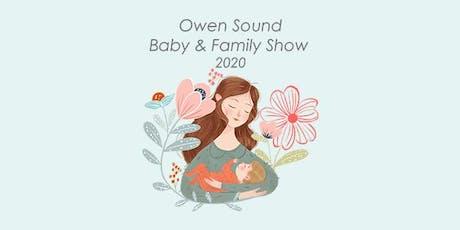 Owen Sound Baby & Family Show tickets