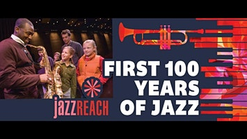 "JazzReach's ""Stolen Moments: The First 100 Years of Jazz"""