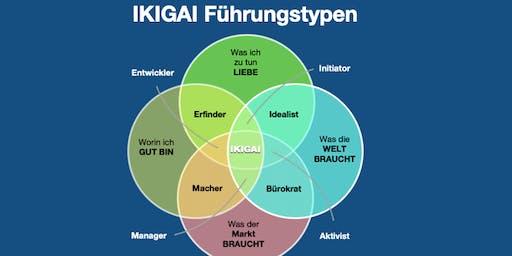 IKIGAI Führung - Entdecken des Persönlichen Führungspotentials